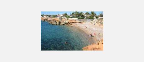 Foto: Playa Saldonar de Vinaròs
