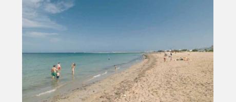 Img 1: Punta del Raset