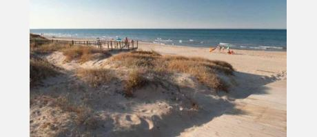 Foto: Playa L'Aigua Morta