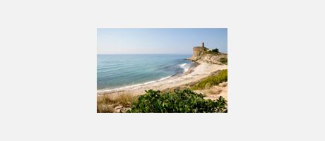 Playa El Xarco La Vila Joiosa