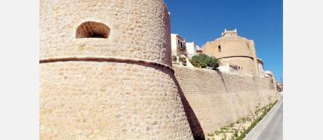 La Vila Joiosa / Villajoyosa murallas