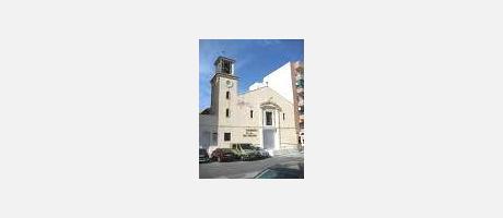 Img 1: Iglesia de Nuestra Señora del Rosario