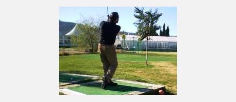 Club de Golf Huerto de Yvancos