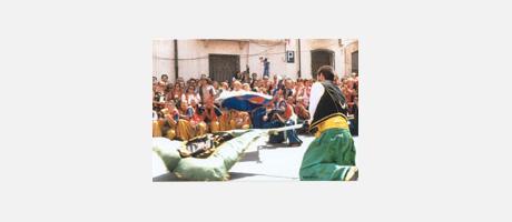 Foto: Moros y Cristianos de Castalla