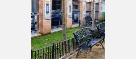 Le parc Gabriel Navarro Pradillos Manises