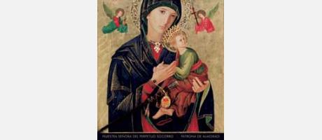 Virgen del Perpetuo Socorro de Almoradí