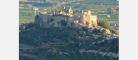 Img 1: el castell de montesa