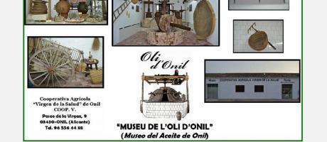 Img 1: Museo del Aceite de Onil