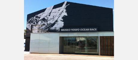Img 1: Museo de la Volvo Ocean Race