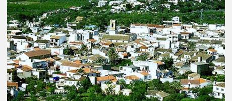 Img 1: Programa de Fiestas Populares de Orba 2012.