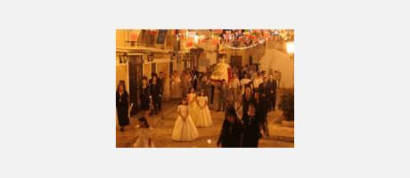 Img 1: Fiestas patronales de la Virgen de la Asunción