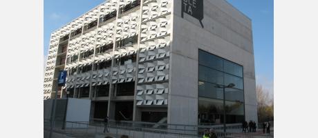 Img 1: Programación anual de Espai Rambleta en Valencia