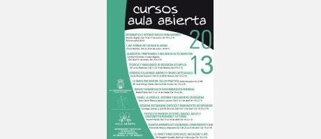Img 1: CURSOS AULA ABIERTA- REQUENA 2013