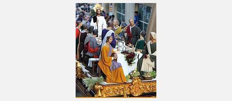 Cartel Anunciador Semana Santa 2013