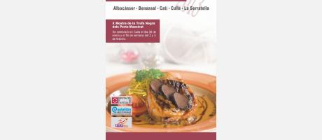 Img 1: Jornadas Gastronómicas de la Trufa