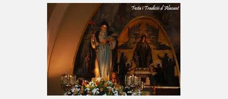 Img 1: Fiestas Porrate de San Antón 2013