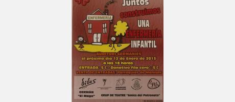 Img 1: Festival Benéfico Cáritas Interparroquial de Manises