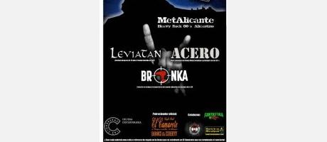 Img 1: Festival Metalicante 2013