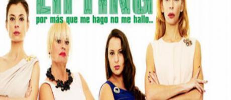 Las actrices Miren Ibarguren, Josele Román, Pepa Rus y Elisa Matilla