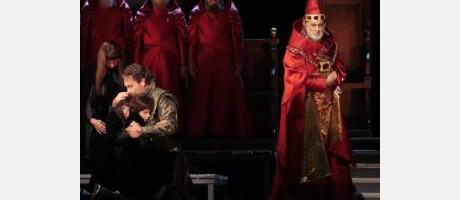 Robert Millard- Foscari LA Opera Domingo Meli