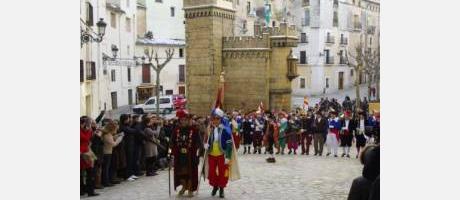 Foto: fiestas de Sant Blai en Bocairent