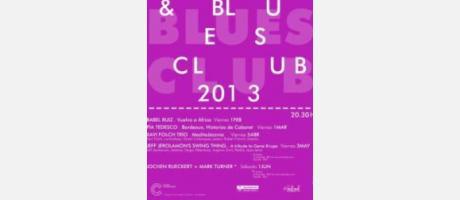 Img 1: Ciclo Jazz Blues Club en Las Cigarreras, Alicante 2013