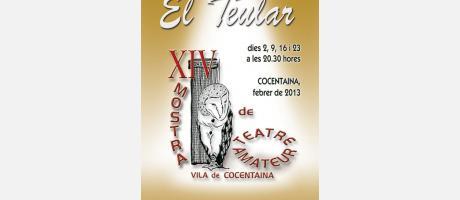 Cartel de la XIV edición de la muestra