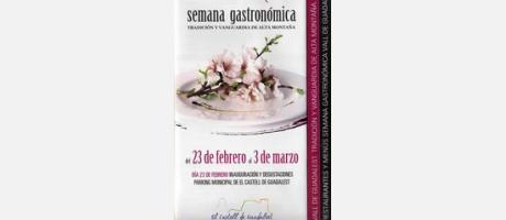 Img 1: Vall de Guadalest. Semana Gastronómica