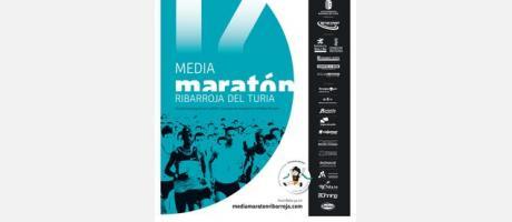Img 1: XVII Media Maratón de Ribarroja del Turia