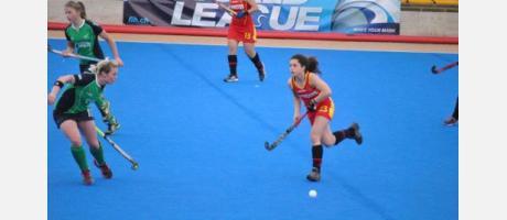 España - Irlanda Hockey femenino