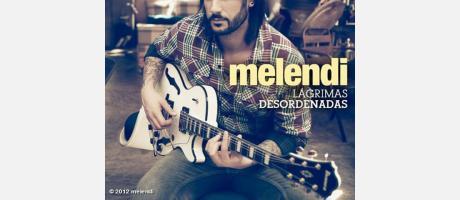 """Img 1: Melendi en concierto """"Lágrimas desordenadas"""""""
