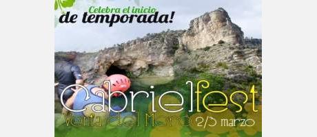 Imagen del cartel de Cabrielfest
