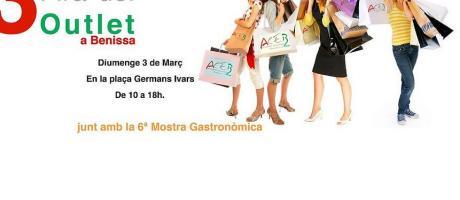 Img 1: 3ª Feria Outlet - Benissa