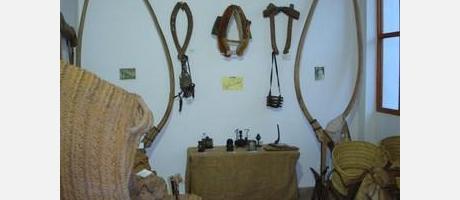 Img 1: Visitas al Museo Etnológico de La Vall d'Ebo