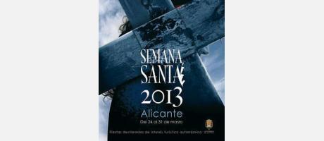 Img 1: Semana Santa de Alicante 2013