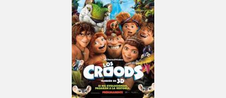 Img 1: Los Croods: Una Aventura Prehistórica
