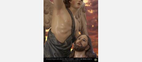 Img 1: Presentación del cartel de Semana Santa de Vilafranca 2013.
