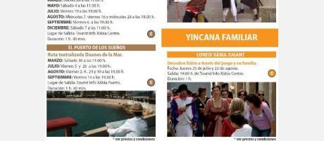 Img 2: Rutas Teatralizadas y Yincana