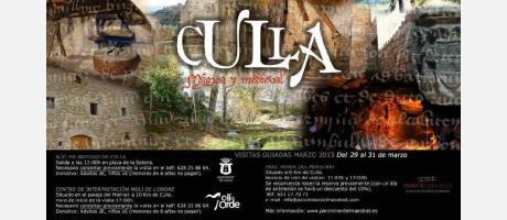 Img 1: Culla, Mágica y Medieval.