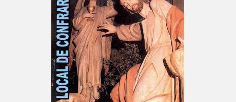 Foto del folleto de Semana Santa de la Junta Local de cofradías de Cullera
