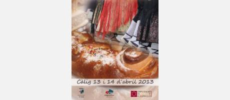 """Img 1: Fair of """"Sant Vicent"""" and Traditional Sweets in Càlig"""