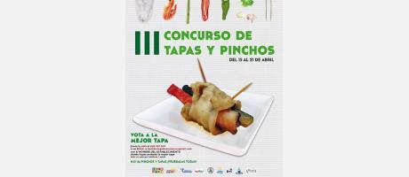 Img 1: III Concurso de Tapa y Pincho de Benidorm