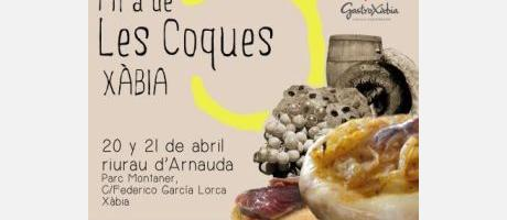 "Img 1: Try Xàbia's gastronomy at the ""Fira de les Coques"""