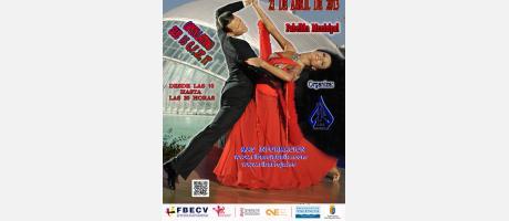 Img 1: Campeonato Baile deportivo en Riba-roja del Túria