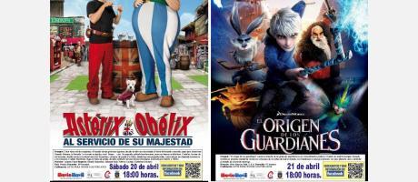 Img 1: Proyecciones de cine en abril en el Centro Cultural de Onil
