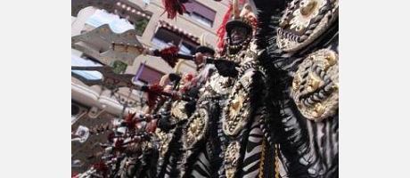 Img 2: Onil celebra sus fiestas entre Moros y Cristianos