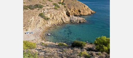 Img 1: Die Bucht Cala del Tío Ximo in Benidorm entdecken