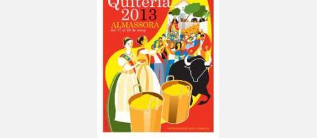 Cartel Fiestas Almassora