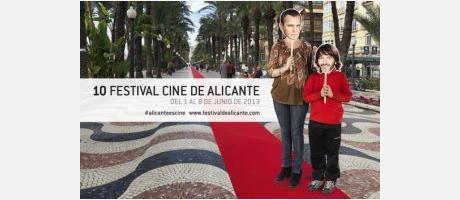 Cartel Festival Cine Alicante