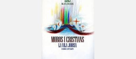 cartel moros y cristianos La Vila Joiosa